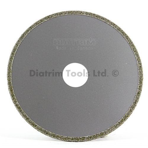 Diamond blade continuous rim model